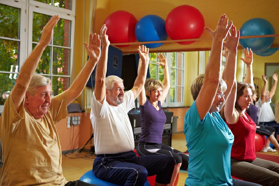 Activités et loisirs dans les résidences seniors Sairenor